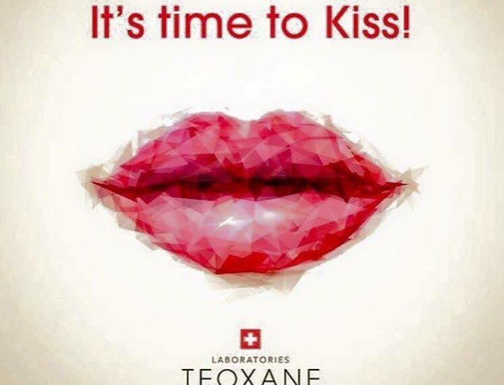 Teosyal Kiss lip filler Glasgow